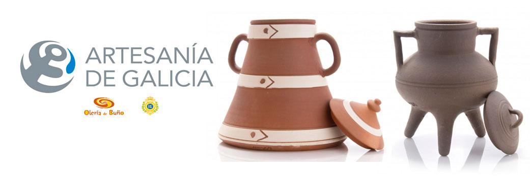 Artesanía-de-galicia-olería-de-buño