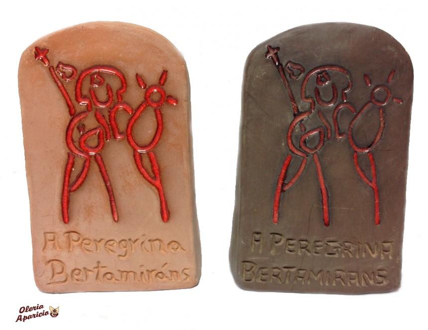 Trofeos personalizados en cerámica
