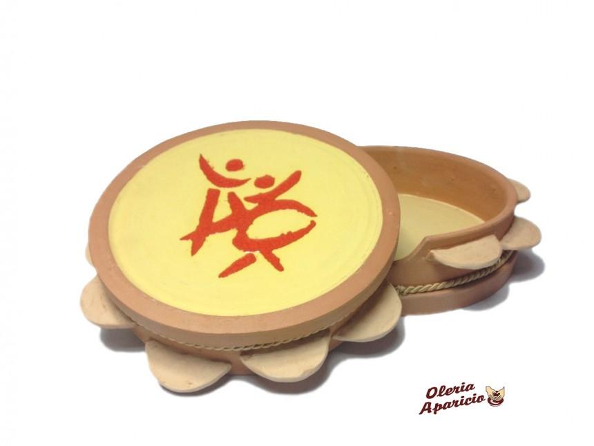 Trofeos personalizados en alfarería y cerámica