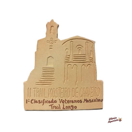 Premios personalizados en cerámica