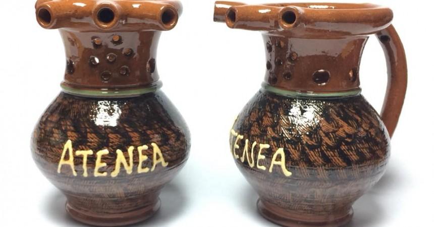 Falsete en cerámica personalizada